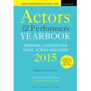 Actors and Performers Yearbook 2015 - eBook