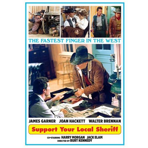 Support Your Local Sheriff (Widescreen)