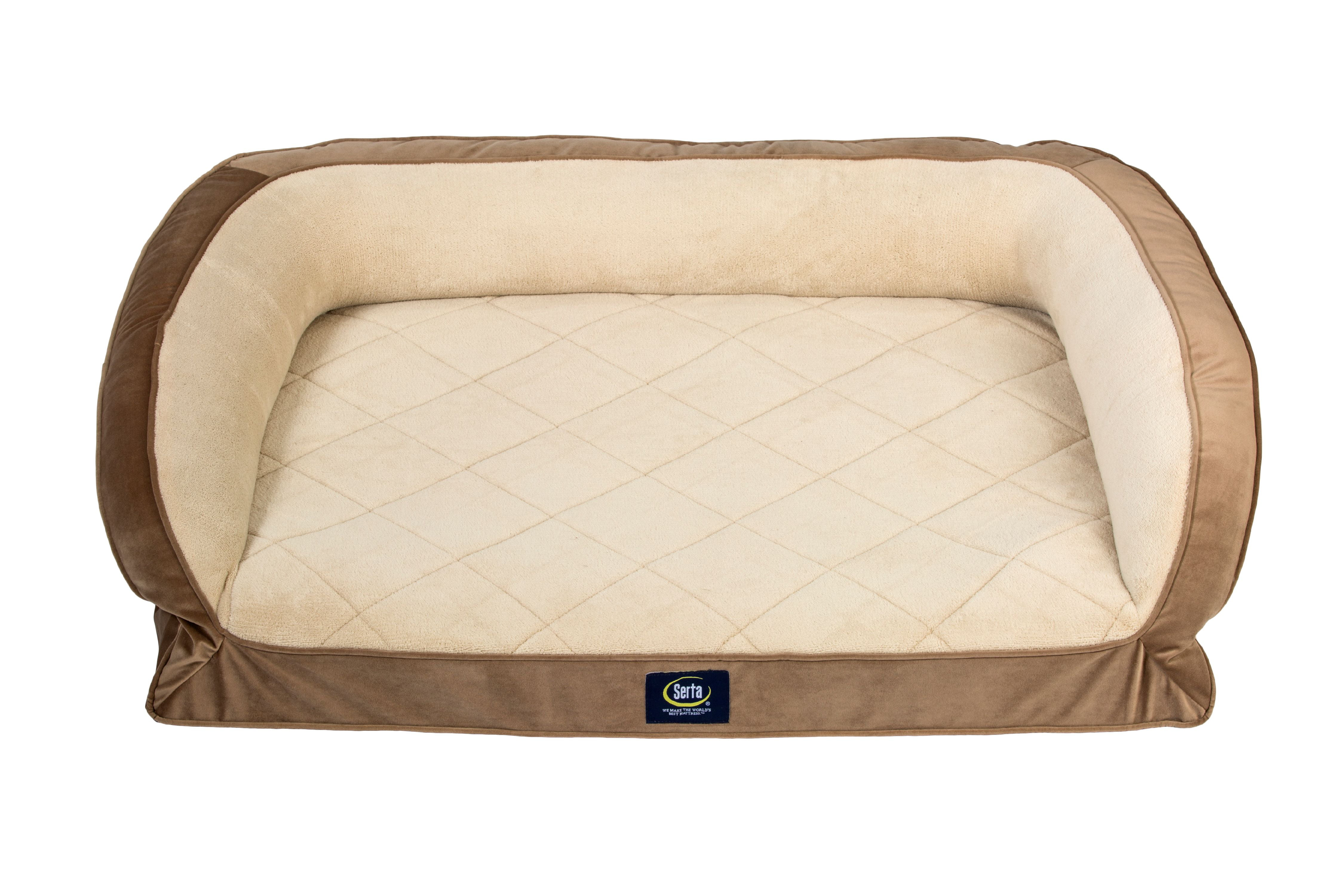 Incredible Sertapedic Orthopedic Quilted Couch Dog Bed 36 Color May Vary Walmart Com Uwap Interior Chair Design Uwaporg