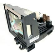Sanyo PLC-XT3200 Projector Housing with Genuine Original OEM Bulb