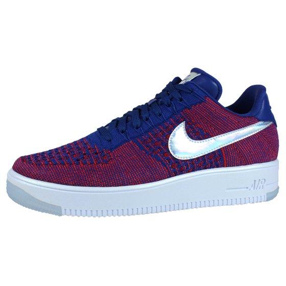 e03627265fd7 Nike - NIKE AIR FORCE 1 ULTRA FLYKNIT LOW PRM GYM RED DEEP ROYAL ...