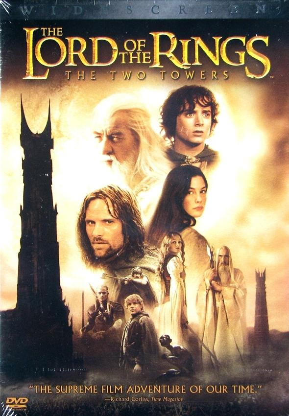 Lord of the Rings (Promotional Product): Lord of the Rings: Two Towers (Other) by TIME WARNER