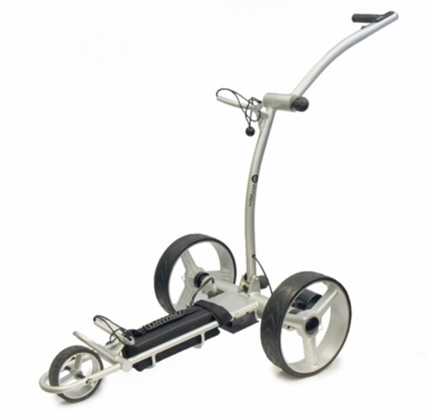 Click here to buy Spitzer Golf RL150 Lightweight Litium-ION Remote Electric Golf Trolley Cart by Spitzer Golf.
