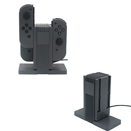 Joy-Con Quad Charging dock for Nintendo Switch with Type C (Quad Charging Dock)