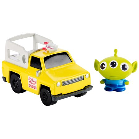Disney/Pixar Toy Story Mini Alien & Pizza Planet Truck