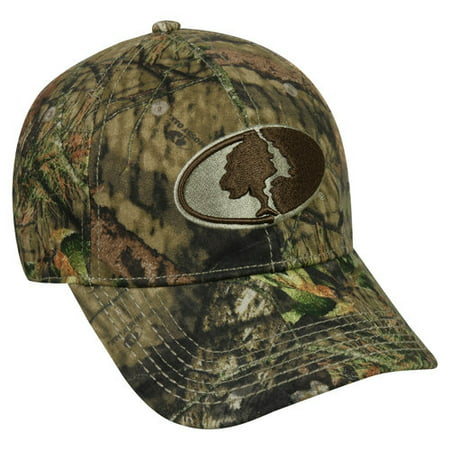 Cad Gun - Cap, Break-Up Country Camo, Flexible Fitted