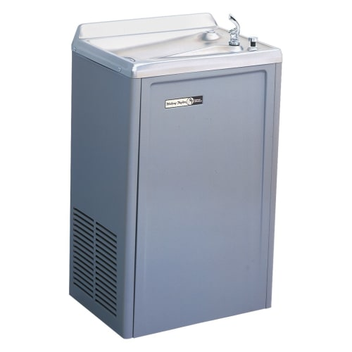 Halsey Taylor WM14AQ Wall Mounted Single Station Indoor Water Fountain Cooler - by Halsey Taylor