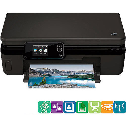 HP Photosmart 5520 e-All-in-One Printer/Copier/Scanner