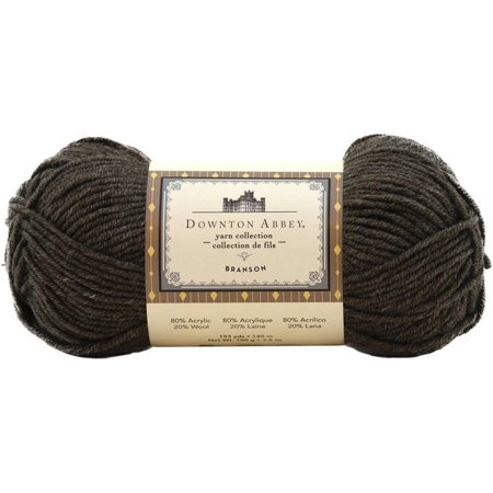 downton abbey branson yarn substitute