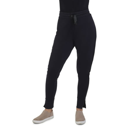 Womens Vintage Fleece Pants - Women's Brushed Fleece Jogger Sweatpants