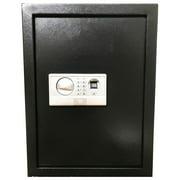 ABLEHOME FINGERPRINT BIOMETRIC ELECTRONIC RECESSED HIDDEN WALL SAFE SECURITY BOX GUN CASH
