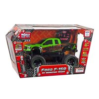 Ford Raptor F150 1:14 Scale RC Truck - Green