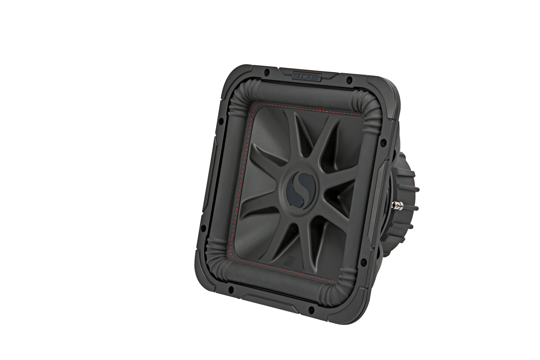 Fancy Kicker Comp Vr 12 Dual Voice Coil 4 Ohm Subwoofer Ideas - Best ...