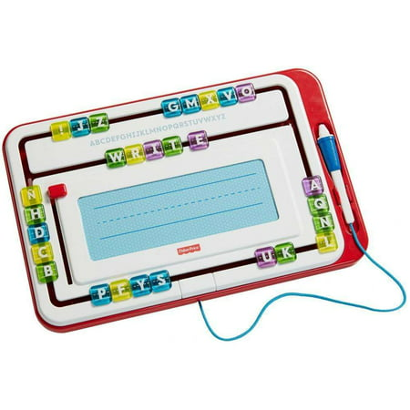 Fisher Price Think   Learn Alpha Slidewriter