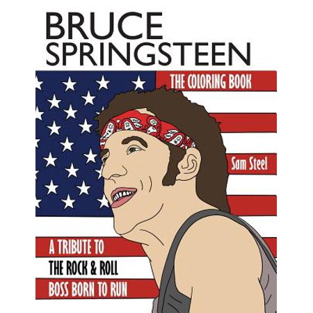 Bruce Springsteen Guitar - Bruce Springsteen