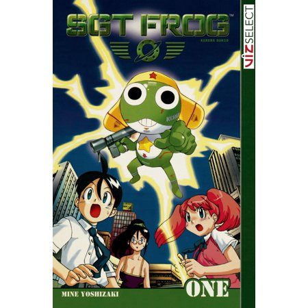 Sgt Frog Graphic Novel - Sgt. Frog, Vol. 1 - eBook