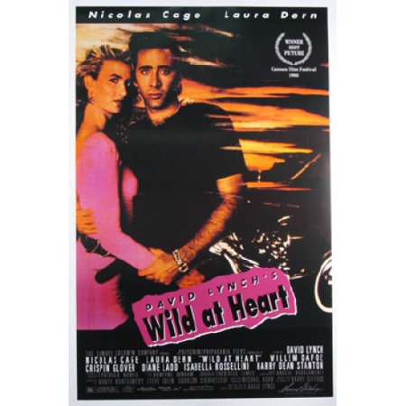 "Wild At Heart - Movie Poster / Print (Regular Style) (Size: 27"" x 40"")"