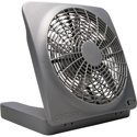 O2COOL 10-In. Battery or Electric Portable Fan