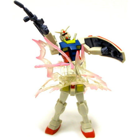 Gundam Selection 40 Gashapoin RX-78 PVC Figure