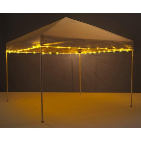 Canopy Brightz LED Tailgate Canopy & Patio Umbrella Accessory, Gold](Tailgating Accessories)
