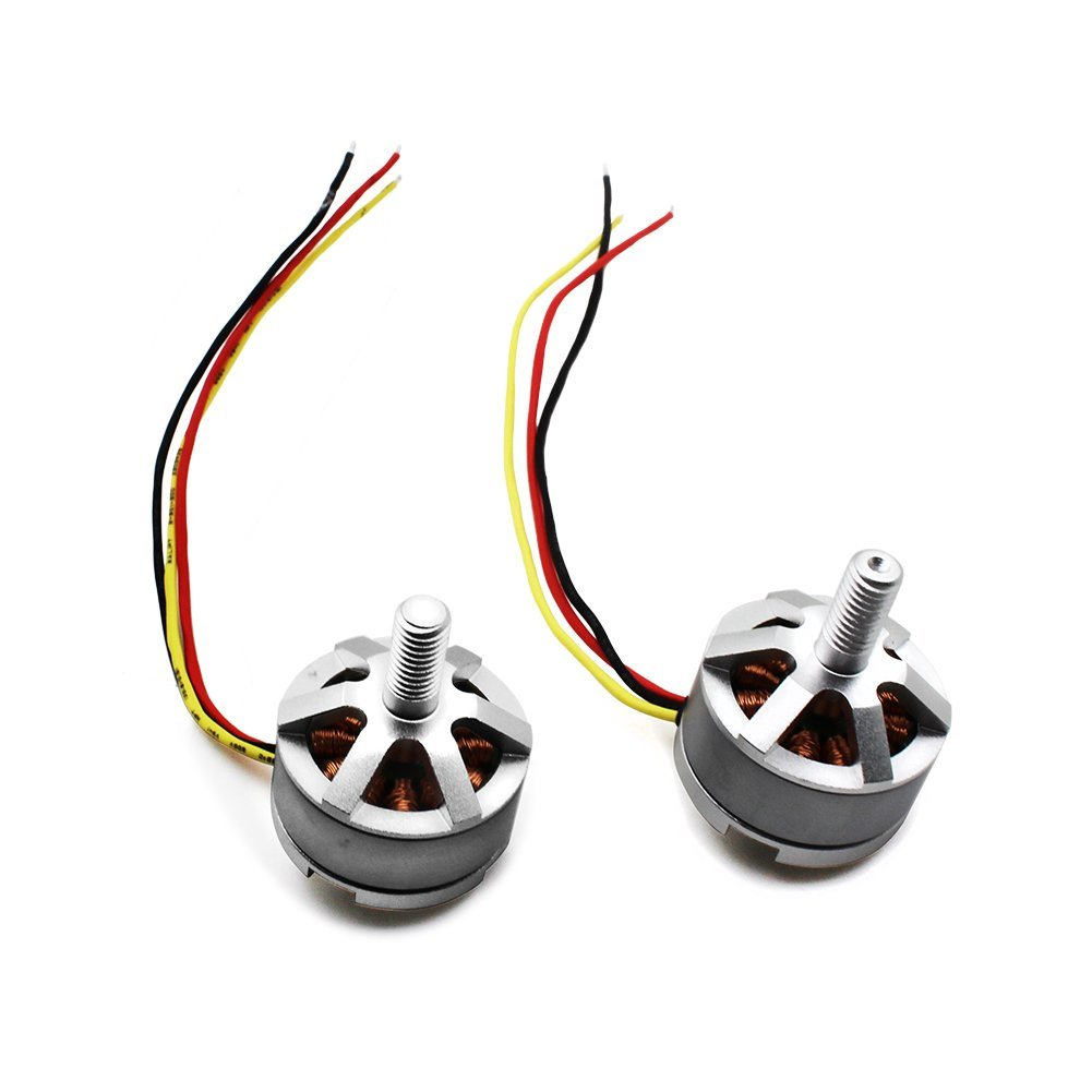 BTG 2PCS (CW+CCW) Brushless Motor for MJX Bugs 3 RC Quadcopter Spare parts
