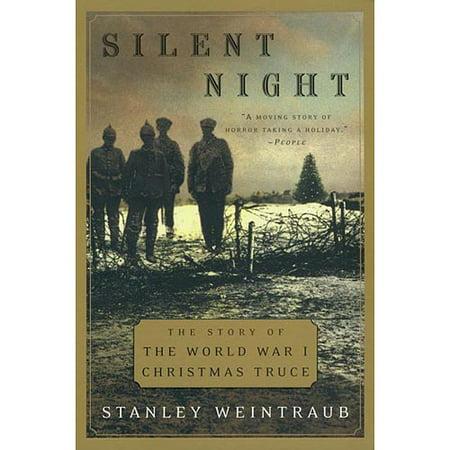 Silent Night : The Story of the World War I Christmas Truce - Walmart.com