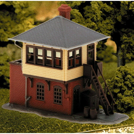 Signal Tower N Scale Atlas Trains, Designed and manufactured by Atlas Model Railroad Co By Atlas Model Railroad