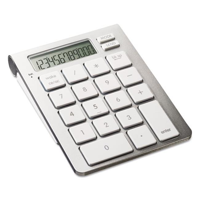 Skk VP6274 iCalc Bluetooth Calculator Keypad, 12-Digit LCD