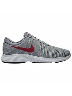 Nike Mens Revolution 4 Low Top Lace Up Trail Running Shoes