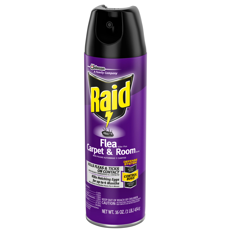 Flea Killer Plus Carpet & Room Spray