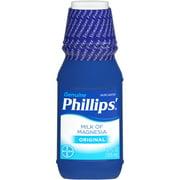 Phillips' Milk of Magnesia Laxative, Original 12 fl oz