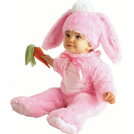 Rubies Pink Bunny Infant Halloween Costume](Infant Girl Halloween Costumes Diy)