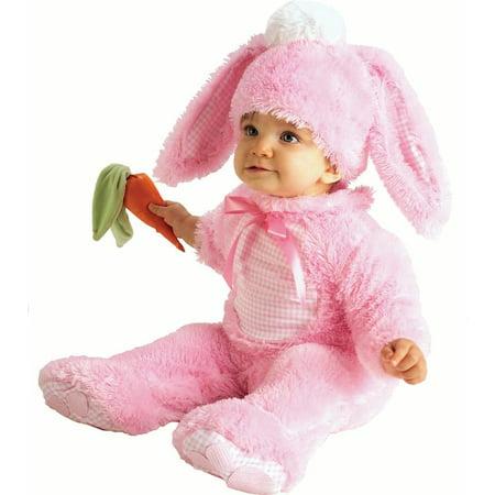 Rubies Pink Bunny Infant Halloween Costume](Pink Dragon Ninja Halloween Costume)