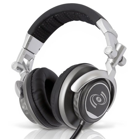PYLE PHPDJ1 - Professional DJ Turbo Headphones