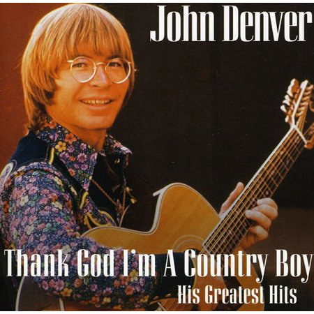 Thank God I'm a Country Boy: Best of (CD)