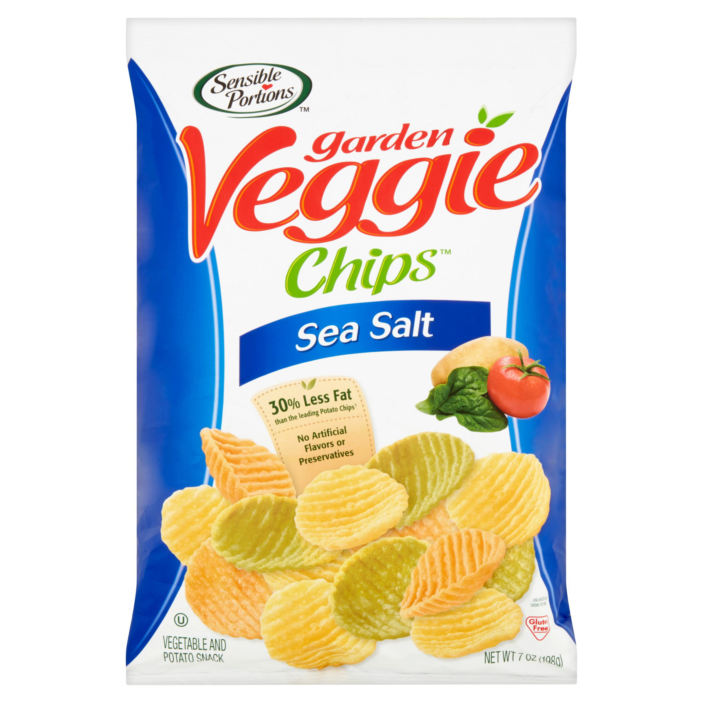 Unsalted Potato Chips
