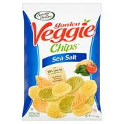 Sensible Portions Sea Salt Garden Veggie Wavy Chips, 7 Oz.