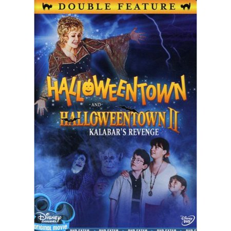 Halloweentown Double Feature (DVD) - Walmart.com