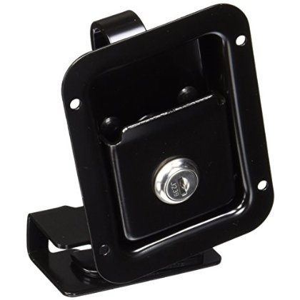 Bestop 51252-01 Jeep Wrangler Jeep Wrangler Set Of Two Paddle-Style-Door Handle Latch Kit, Black