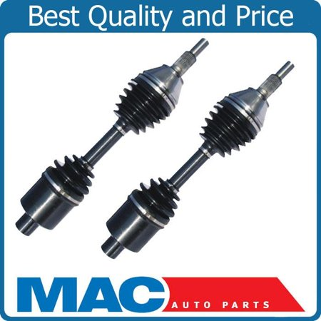 Front Left & Right Side CV Axle Shafts For 02-05 Dodge Ram 1500 All Wheel Drive Dodge All Wheel Drive