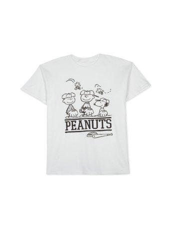 c03c8d795 Jem Mens Character Graphic T-Shirt white M