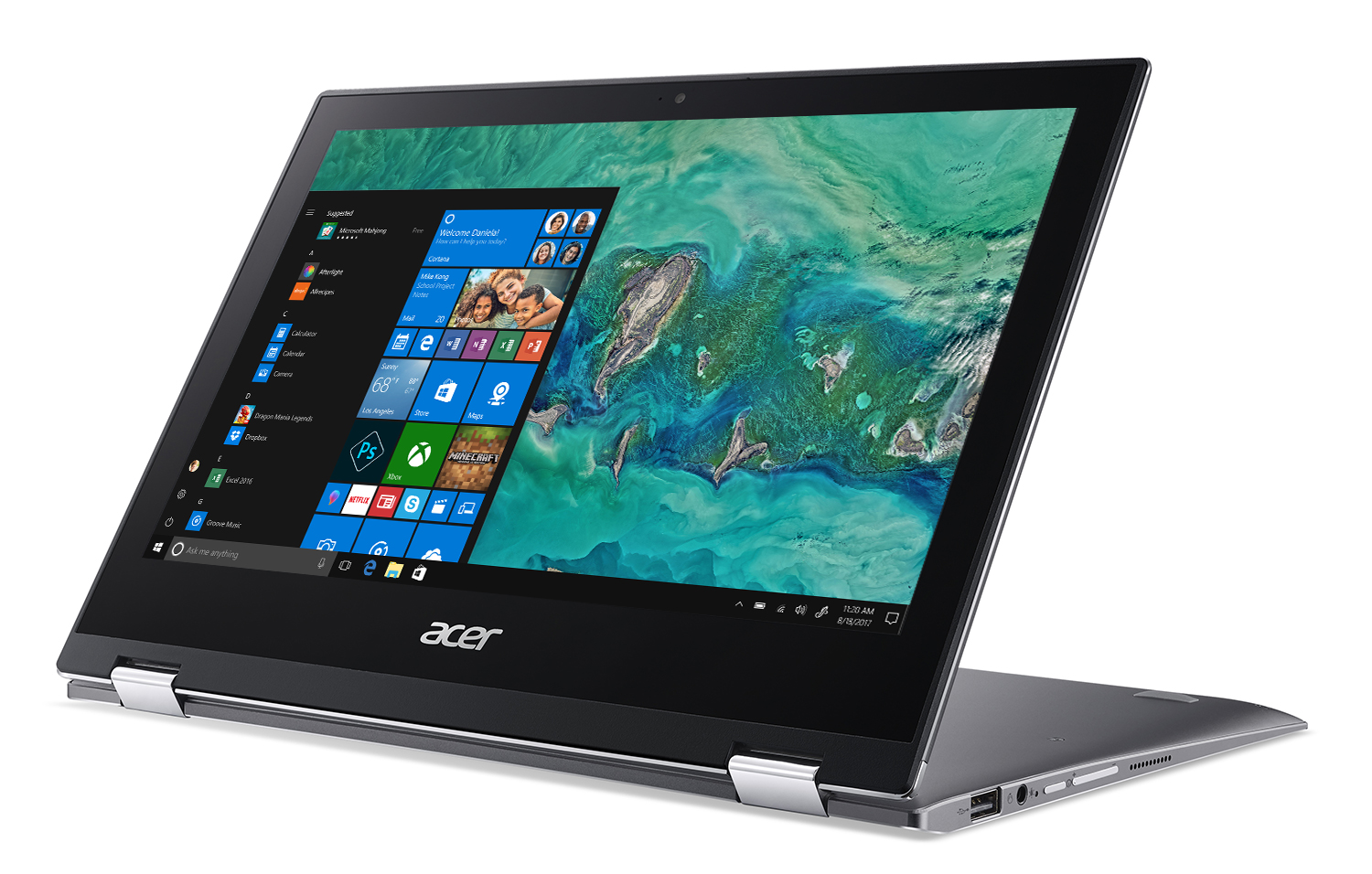 7546e601c6f2 Acer Spin 1 , 11.6