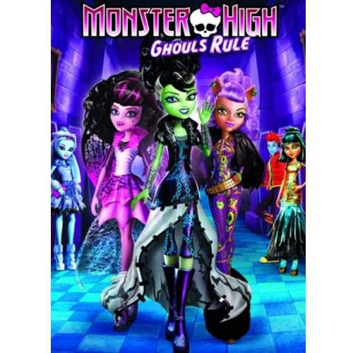 Monster High: Ghouls Rule (Anamorphic Widescreen)
