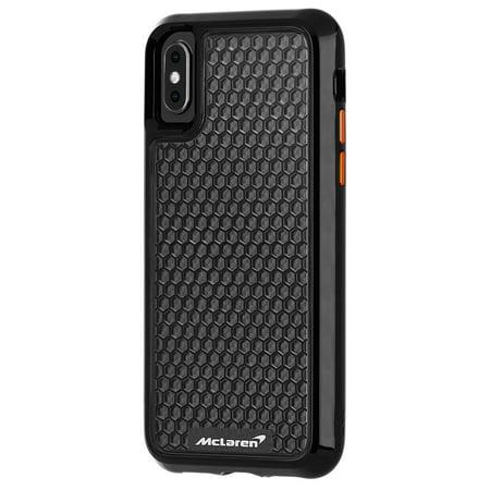 new concept 2c27c f2261 Case-Mate iPhone Xs Max Black McLaren LTD case - CM037866 | Walmart ...