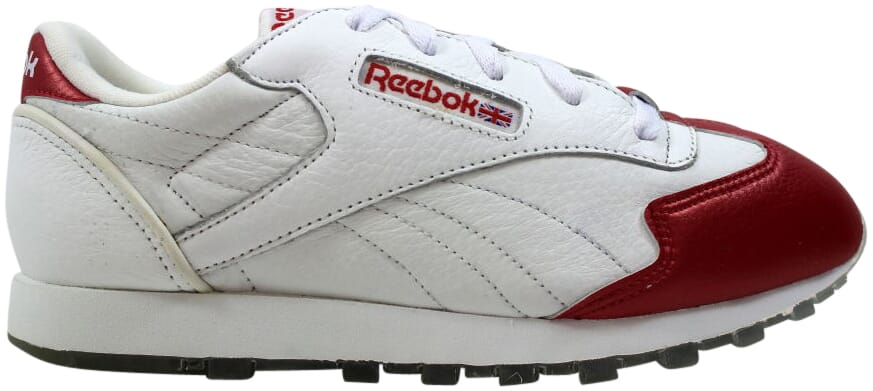 reebok classic leather double red cell