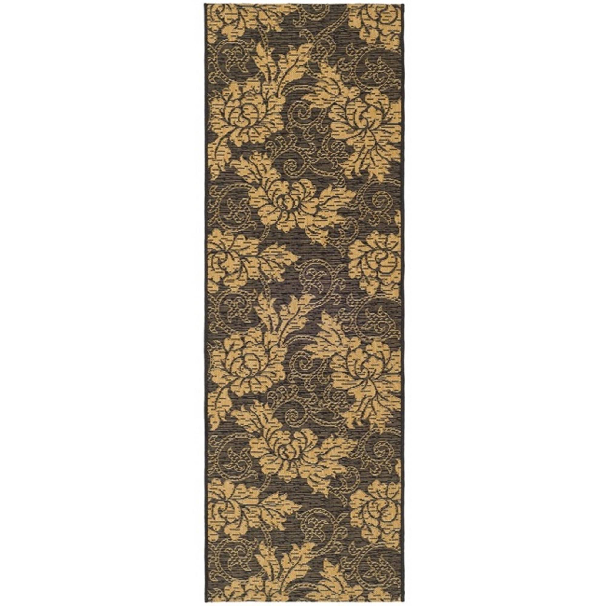 Safavieh Courtyard Adrian Power-Loomed Indoor/Outdoor Area Rug or Runner