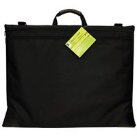 "Art Alternatives - Double Pocket Soft-Side Portfolio - 18"" x 24"""
