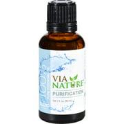 Via Nature Essential Oil Blend - Purification - 1 fl oz