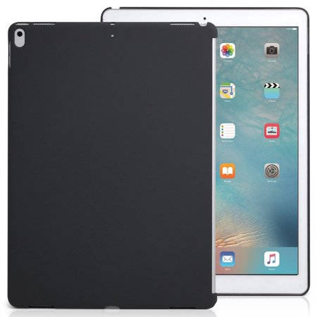 iPad Pro 12.9 Inch Case Charcoal Grey - Companion Cover - Perfect match for Apple Smart keyboard &