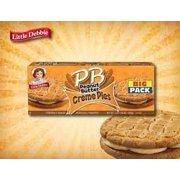 Little Debbie Peanut Butter Creme Pies 18.39 Oz (3 Boxes)